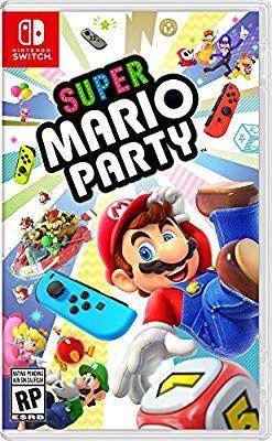 Super Mario Party US eShop