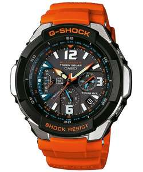 Casio G-Shock GW-3000M-4AER solar multiband herrenuhr de.Watchshop