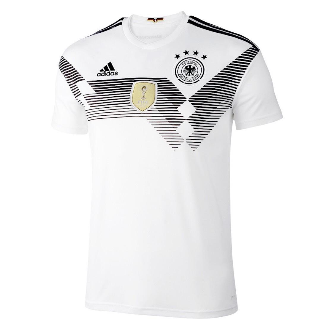 """Adidas Herren Fußballtrikot """"DFB Home Trikot"""" WM 2018 *UPDATE* Größe S - L etwas günstiger"""