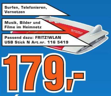 [lokal] Saturn Gelsenkirchen, Fritz!Box 7390 für 179€