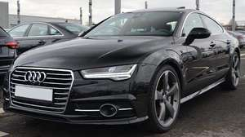Audi A7 Sportback 3.0 (326 PS): monatlich. 419,33€ (netto), LF 0,50, 24 Monate, 10.000km p.a. (Jahreswagen) [Gewerbe- u. Privatleasing]