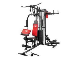 Christopeit Fitness-Station Profi Center de Luxe