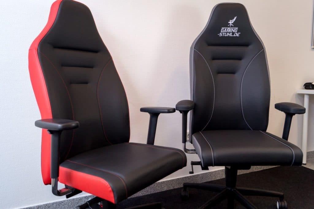 Gamechanger Gaming Stuhl Alternative zu noblechairs und need for seat