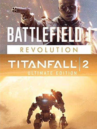 [ORIGIN] Battlefield 1 Revolution + Titanfall 2 Ultimate Edition Bundle @ Amazon.com
