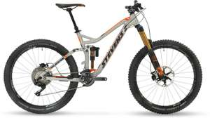 "Mountainbike Stevens Sledge Max Alu Raw 2018 Fox Xt 27,5"" (16"",18"")"