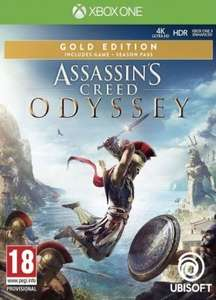 Assassins Creed Odyssey Gold Edition Xbox