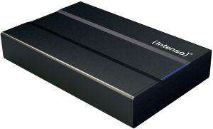 "Intenso Memory Box 2000GB 3,5"" Zoll , USB 3.0 , Alu-Case"