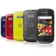 (Update)Vodafone Smartphone Smart 2 ohne Vertrag+ 3 Monate kostenlos Surfen & Telefonieren