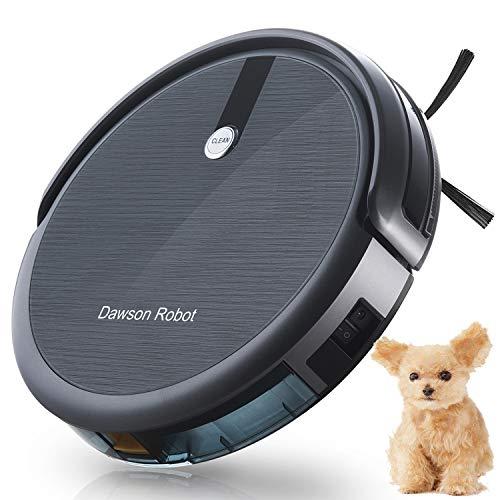 staubsauger roboter saugroboter f r tierhaare f r familien mit hunden und k tzchen mit. Black Bedroom Furniture Sets. Home Design Ideas