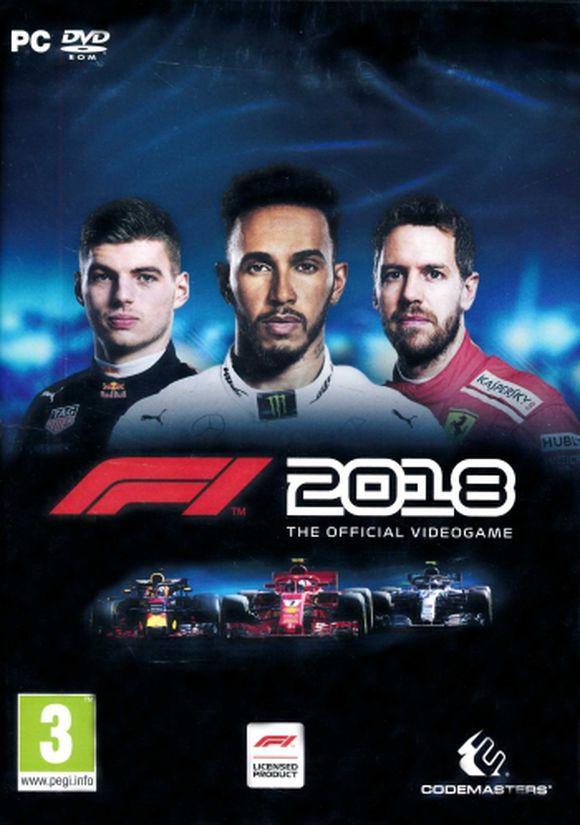 F1 2018 (PC Retail) für 11,95€ (Coolshop)