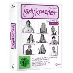 [Amazon] Ladykracher Staffel 1-5 auf 10 DVDs für 27,97€