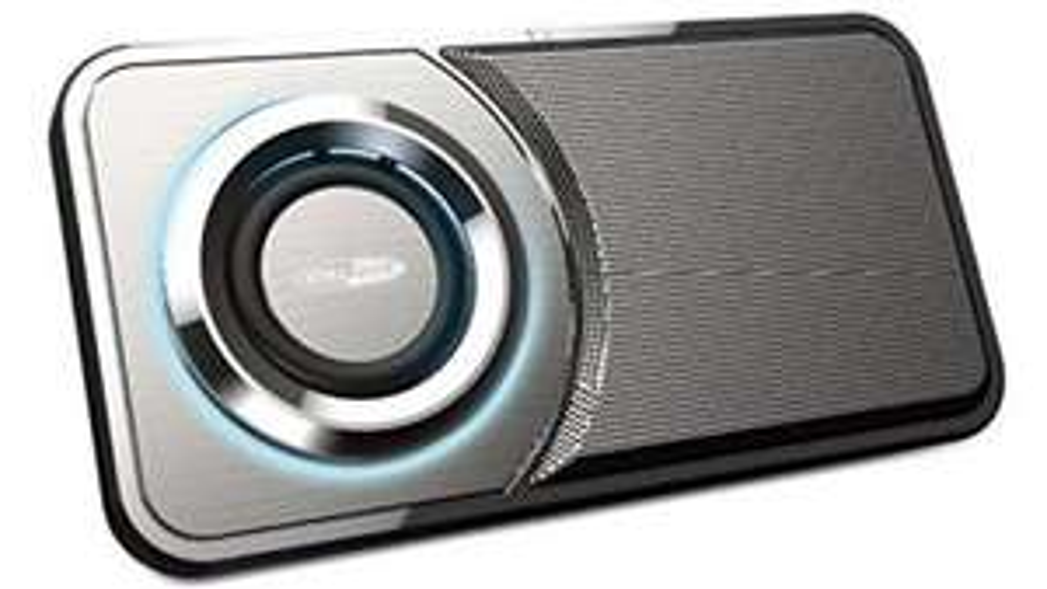 """Caliber Bluetooth-Lautsprecher """"HSG 314BT"""" (Freisprechfunktion, Sprachaufzeichnungsfunktion, Lithium-Ionen-Akku, AUX, FM Radio) [DIGITALO]"""