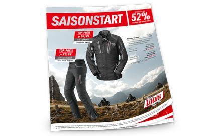 Fastway Season Motorradbekleidung Damen/Herren (Sammeldeal) z. B. Jacke Herren für 99,99 € (versch. Größen)