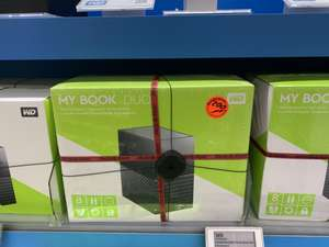 [Lokal Dresden MM Centrumsgalerie] WD My Book Duo 8 TB
