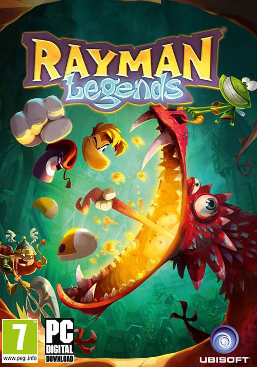 Rayman Legends (Uplay) für 4,44€ (Gamesplanet)