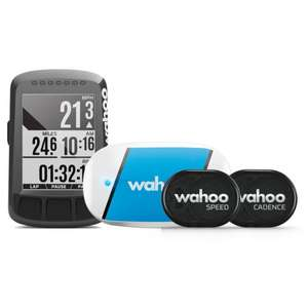 Wahoo Elemnt Bolt GPS Bundle - Radcomputer