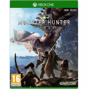 Monster Hunter World (Xbox One) für 18,83€ (Base.com)