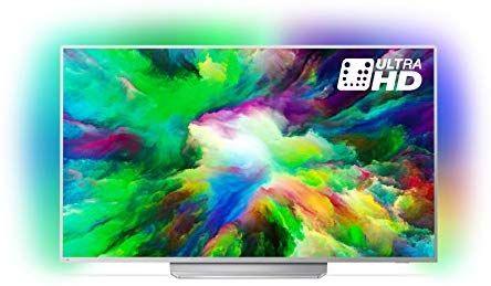 Philips 49PUS7803/12 123 cm (49 Zoll) LED (Ambilight, 4K Ultra HD, Triple Tuner, Smart Fernseher)(Amazon)