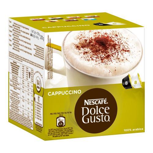 [Norma] Dolce Gusto Kapseln 16 x Grande Caffè Crema oder 8 x Cappuccino ab Mo 19.11 [Lokal?]