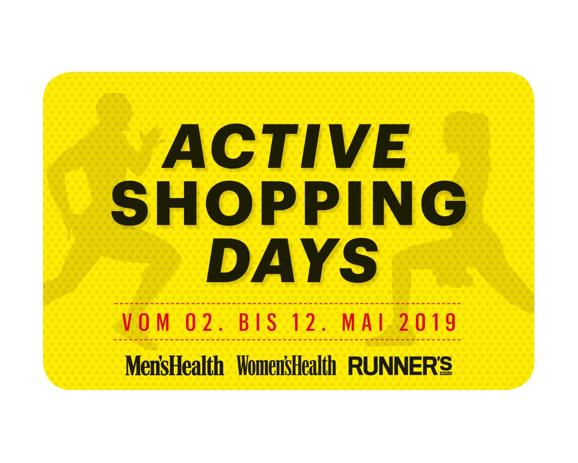 Vormerken !!! Men Health Shopping Week