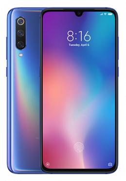 Xiaomi Mi 9 128gb mit Blau Allnet L 3gb Allnet Flat, 14.99€ monatlich + 269.95€ Zuzahlung