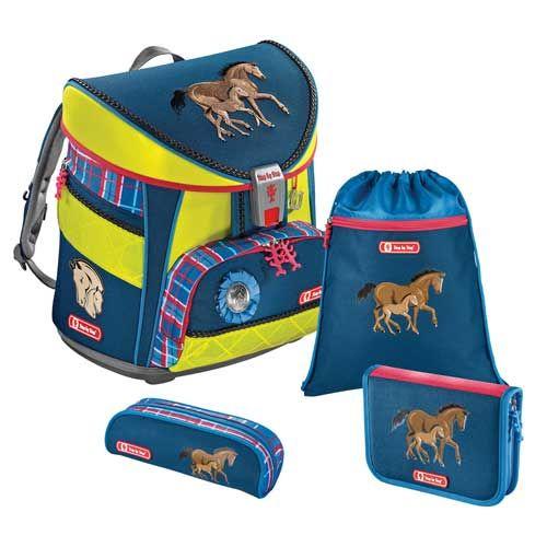 Schulranzen StepbyStep Comfort Horse Family
