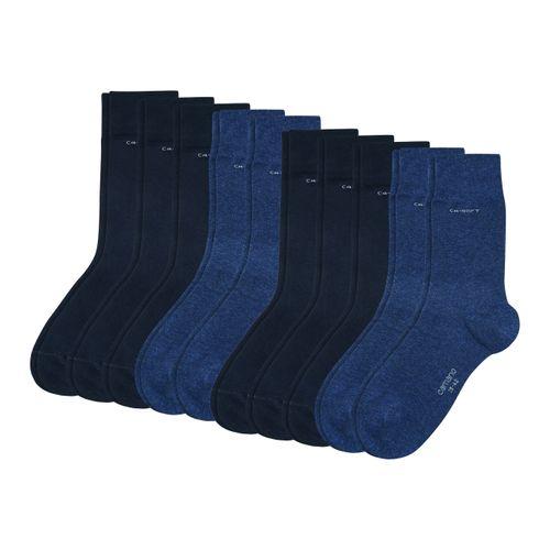 10er Pack Camano Unisex Ca-Soft Socken
