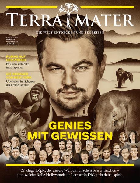 Terra Mater Abo (6 Ausgaben) für 12 € durch Rabatt
