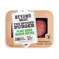 Beyond Meat vegane Burger Patties 42St