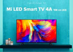 Xiaomi Smart 4A 43 zoll TV pro Full HD mit Android TV 8,0 4A 108 cm