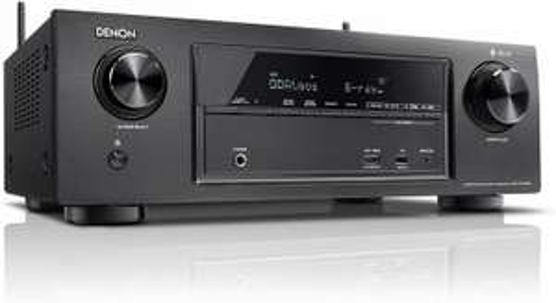 Denon AVR-X1400H 7.2 AV Receiver mit HEOS, Dolby Atmos, DTS:X (Amazon.es)