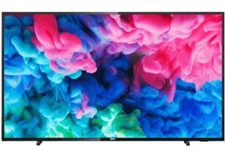 "Philips 50PUS6503 50"" 4K UHD TV (VA-Panel, 50 / 60 Hz, 8bit + FRC, HDR Plus, HLG, HDR10, HDMI 2.0, WLAN, Miracast)"