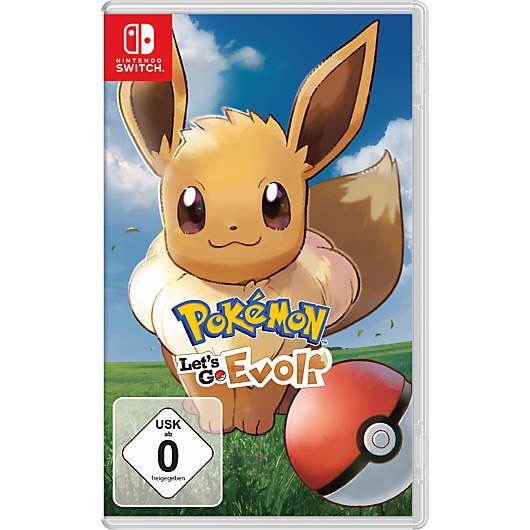 Pokémon Lets Go für 39,99 bei Mytoys