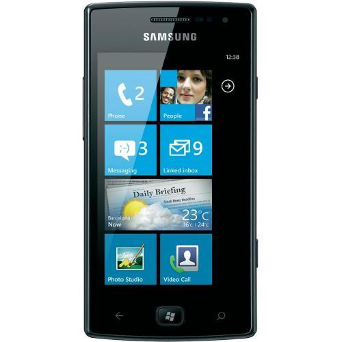 Samsung Omnia W  2. Generation WP 7.5