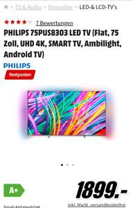 PHILIPS 75PUS8303 LED TV