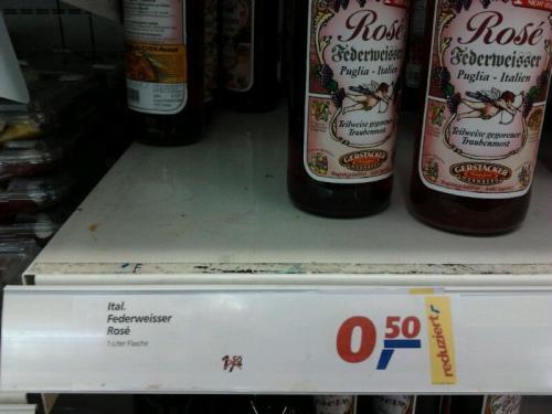 [LOKAL HILDESHEIM] Federweisser 1,0 Liter - 0,50€