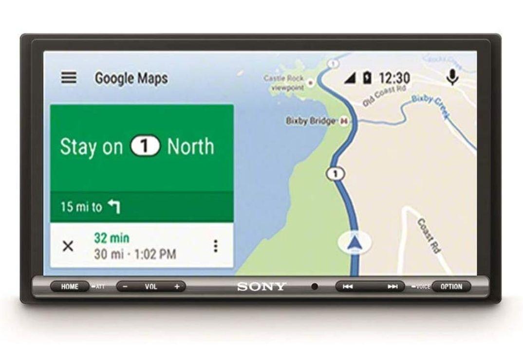 Sony XAV-AX3005 Premium Media Receiver (6,95 Zoll, DAB+, Bluetooth, Apple CarPlay, Android Auto) [Amazon]