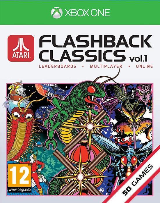Atari Flashback Classics Vol. 1 & 2 (Xbox One) für je 12,96€ (GameStop)
