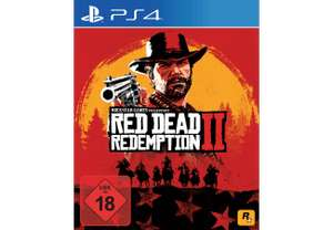 [Saturn Card/Abholung] Red Dead Redemption 2 (PS4/Xbox)