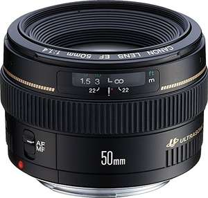 [Amazon.es] Canon EF 50mm f/1.4 USM