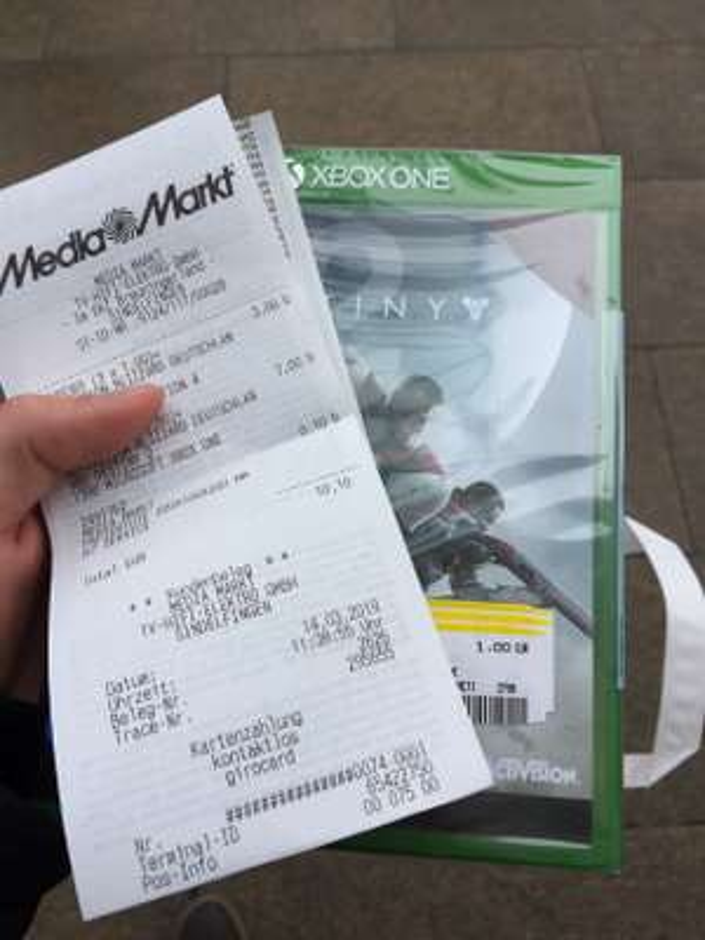 [Lokal] Destiny 2 XBOX One/PS4 Media Markt Sindelfingen Breuningerland