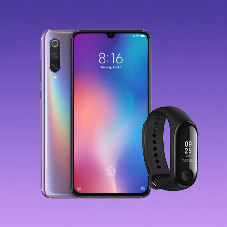 Otelo Allnet-Flat Classic (5GB LTE) od. Young (6GB LTE) mtl. 24,99€ mit Xiaomi Mi 9 (128GB, Dual-SIM) + Xiaomi Mi Band 3 für 49€ Zuzahlung