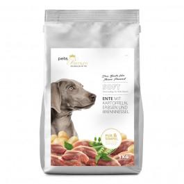 5kg pets Premium Soft Ente Trockenfutter für Hunde