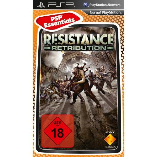 Amazon PSP: Resistance: Retribution zu 3,69€ inkl. Porto ab 18 Jahre