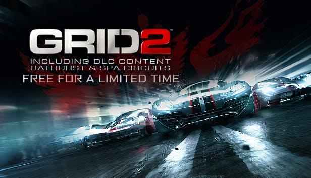 Grid 2 + 2 DLC kostenlos im Humble Store (Steam)
