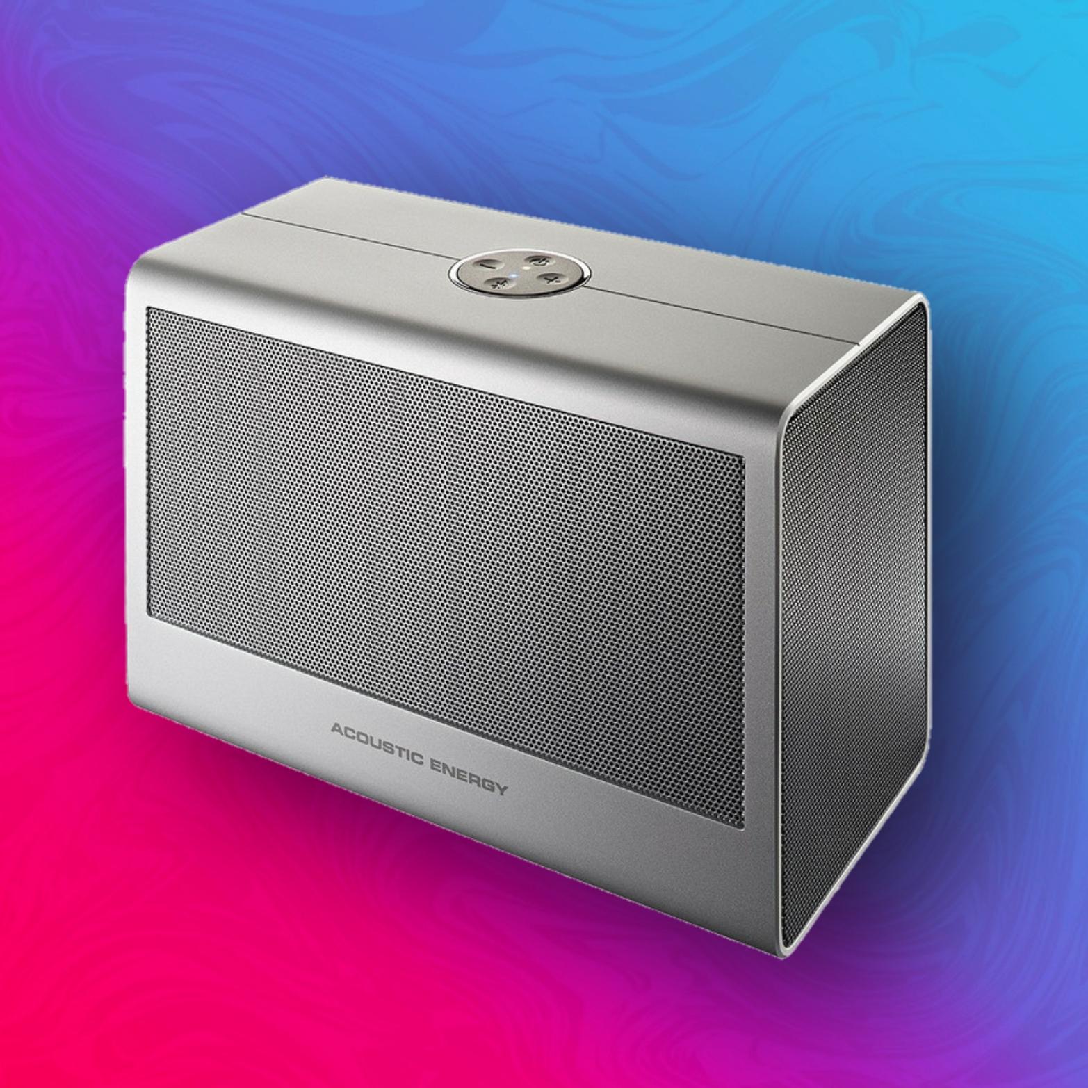 Acoustic Energy Aego BT2 Tragbarer Lautsprecher
