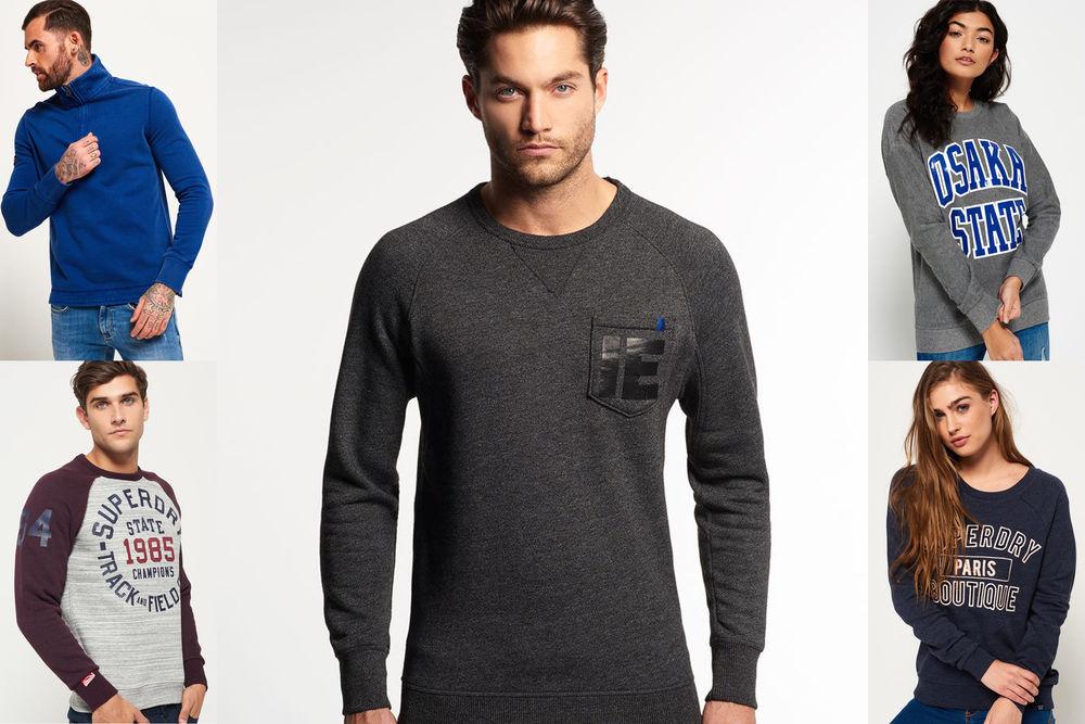 Superdry T-Shirts 9,41€, Hemden 17,76€, Kapuzenpullis nur 22,36€/19,56€, Poloshirts 12,56€ etc. CODE PSPRING19 [@superdry-store] [@Ebay]