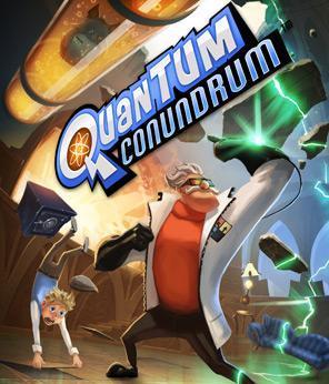 GMG: Quantum Conundrum (PC) für 4,09 EUR und Scarygirl (PC) für 2,71 EUR