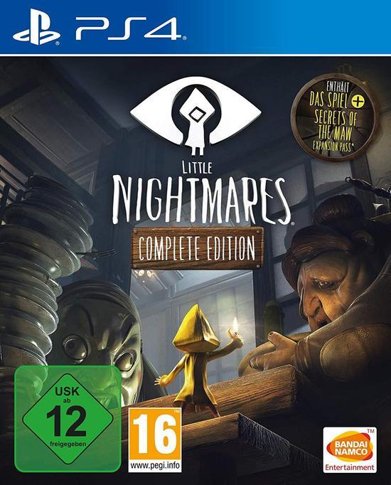 Little nightmares complete edition bei gamestop für ps4 für 9,99€