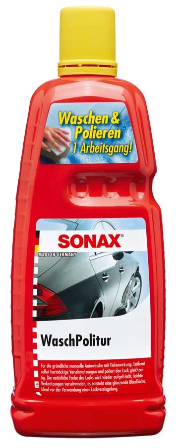 Sonax Waschpolitur 1 Liter für 5,99 Euro [ATU-Filialabholung]